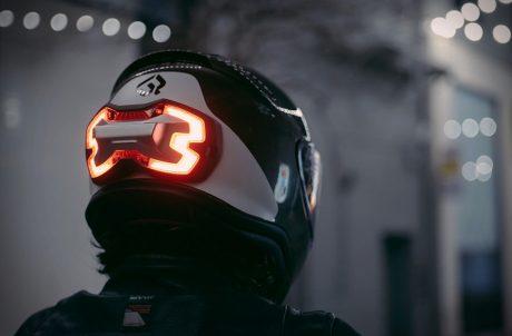Brake Free Motorcycle Helmet