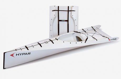 HYPAR Foldable Kayak