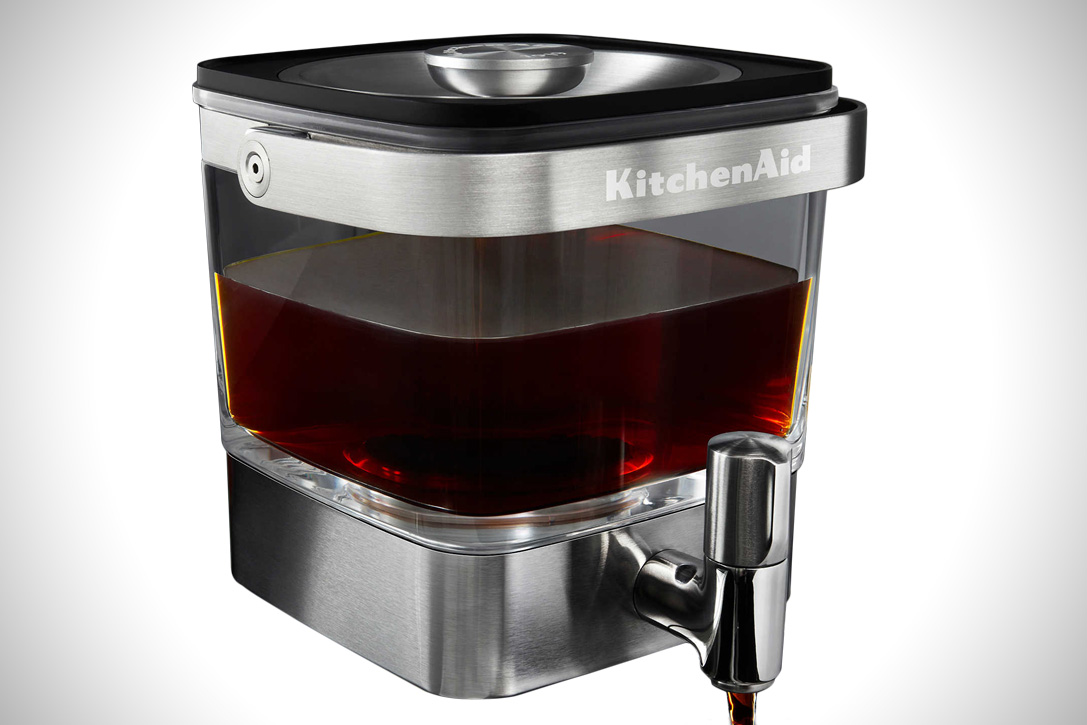 KitchenAid Cold Brew Coffee Maker-Summer is Coming! - Gear For Life