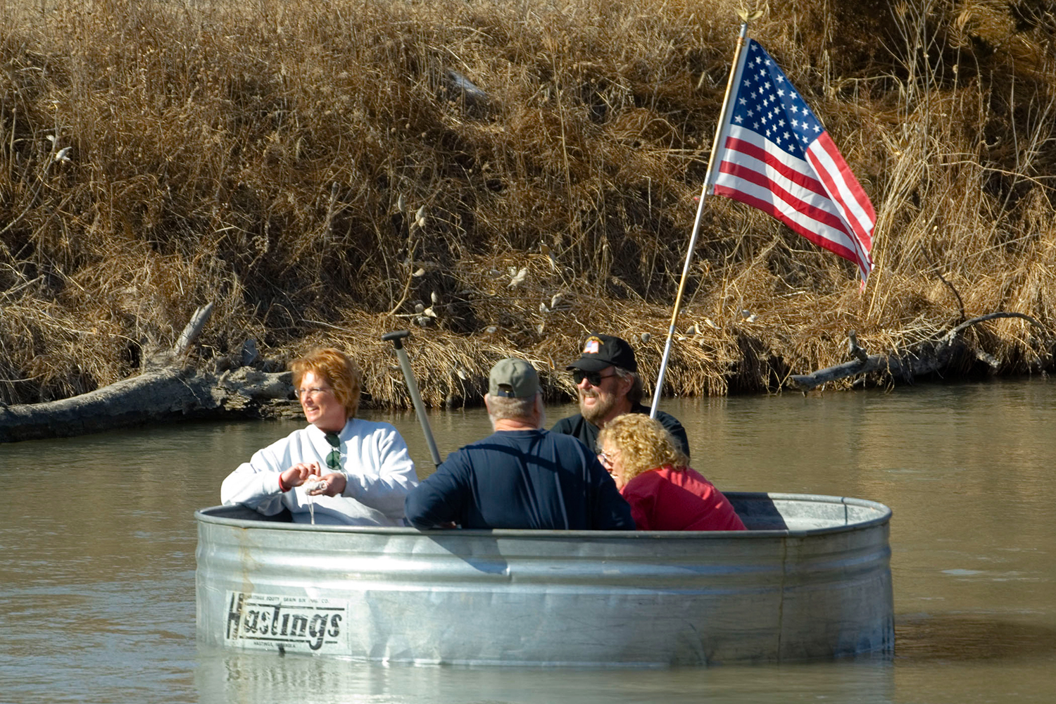 Tanking American Style - Your Next Rafting Float Trip