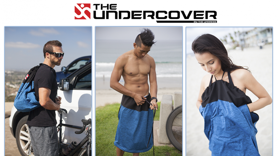 The Undress: Change Clothes Anywhere Without Flashing the World