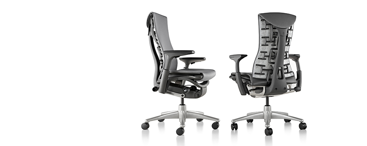 sc 1 st  Gear For Life & The Best Office Chair for Support: Herman Miller Embody - Gear For Life
