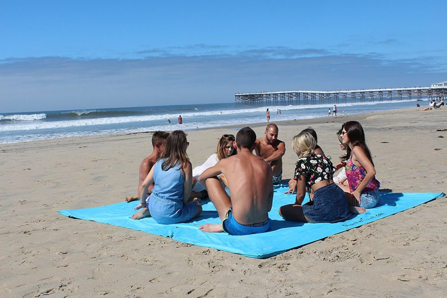 Monster Towel: The Ultimate Beach Towel Bigger Than a King-Size Bed