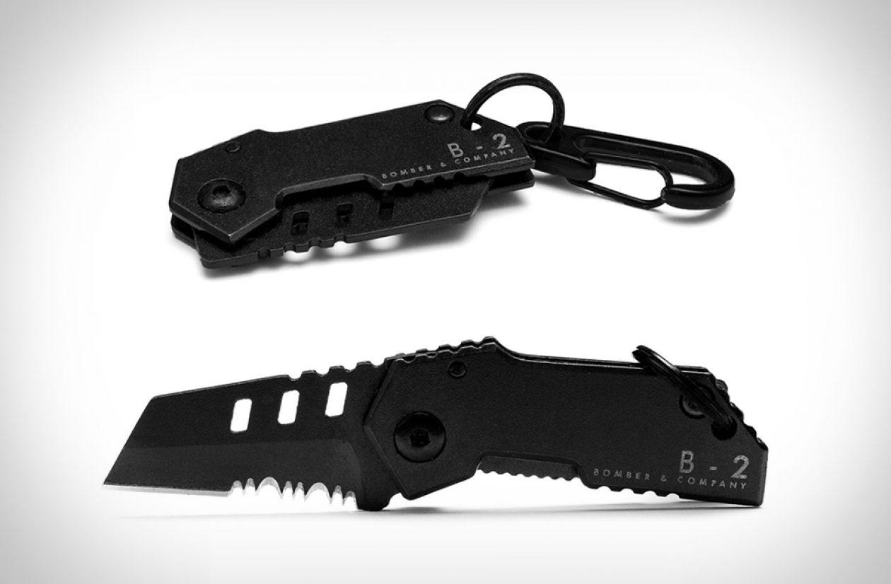 B-2 Nano Blade Tactical Pocket Knife
