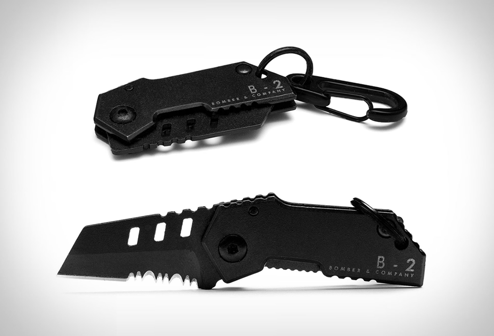 World S Smallest Tactical Pocket Knife B 2 Nano Blade