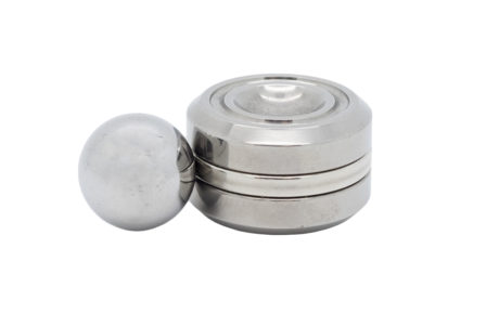 Spinners TEC Accessories Titanium Orbiter Fidget Device