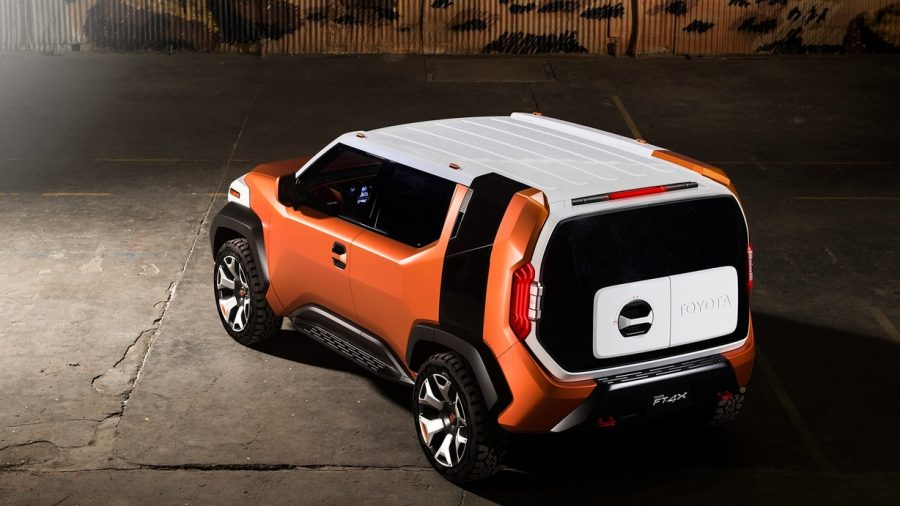 Concept FT-4X: This Toyota SUV Has to Go to Market!