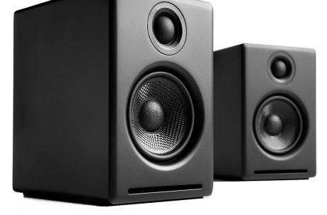 Audioengine A2 2-way Bookshelf Speakers