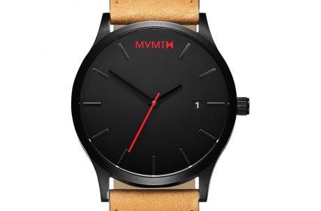MVMT Classic Black and tan