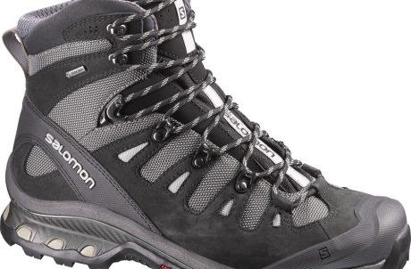 Salomon Quest 4D GTX Hiking Boots Front View