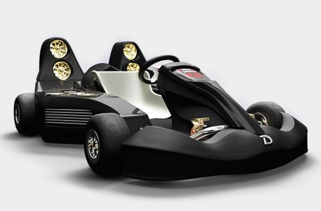 Daymak Electric Go Kart C5 Blast