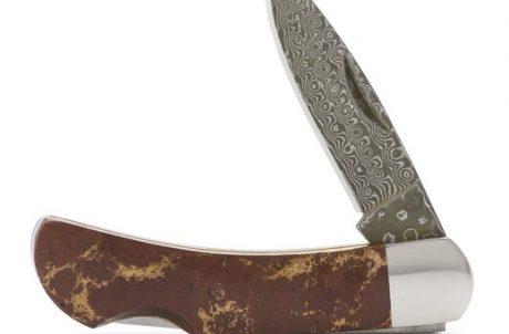 Lava Rock Knife 1