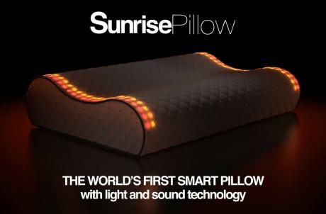 Sunrise Smart Bed Pillow