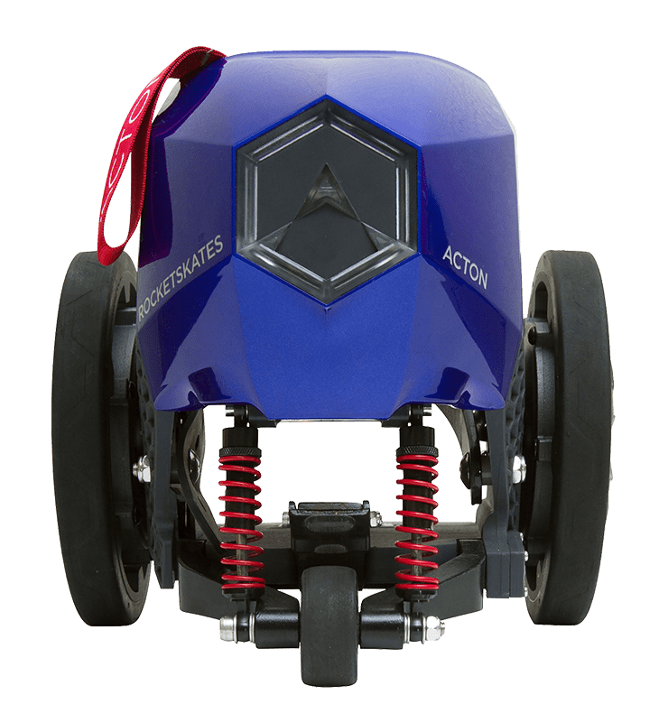 Electric Skates of Today: RocketSkates R5 for Your Commute