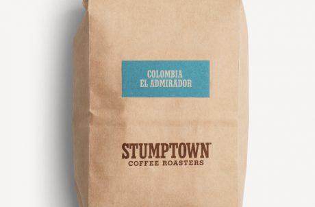 Stumptown Coffee Colombia El Admirador