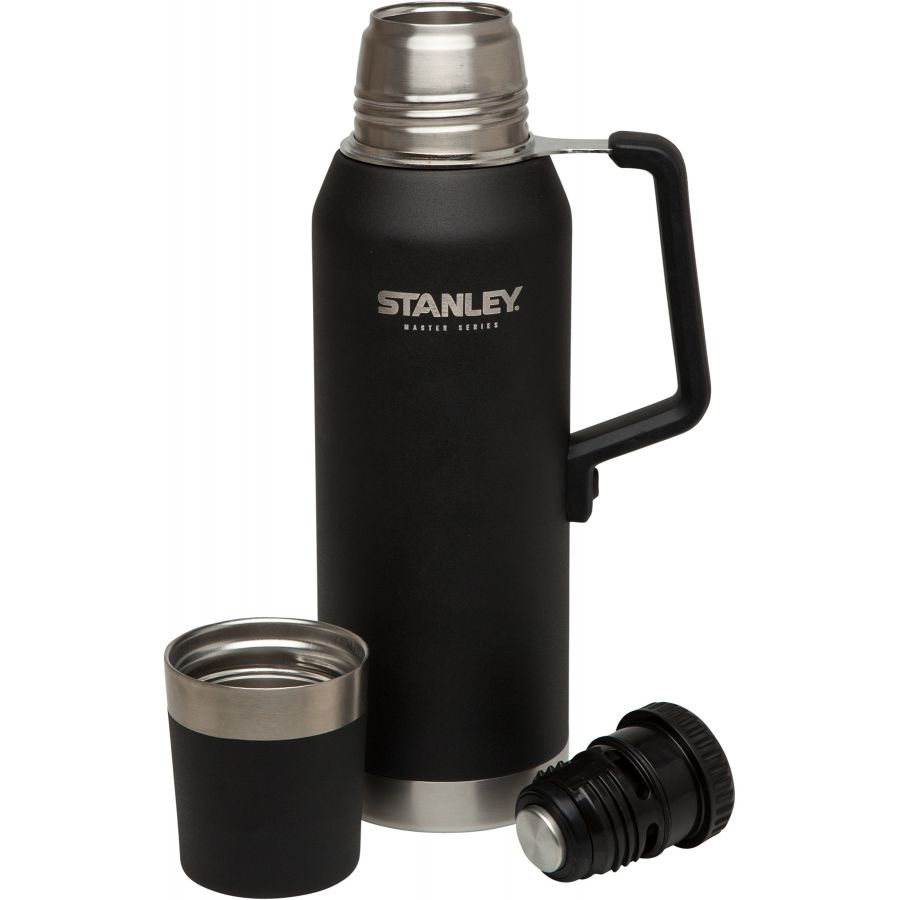 Bring Your Drink Anywhere You Go With The Stanley Master Vacuum Bottle