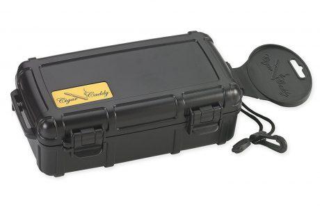 Cigar Caddy Waterproof Travel Humidor Front