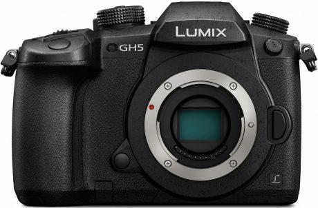 Panasonic Lumix Gh5 Mirrorless -4k-main-view