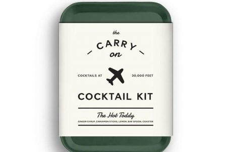 Carry-On Cocktail Kit Hot Toddy