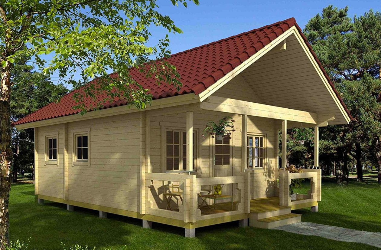Allwood Kit Cabins MidSize