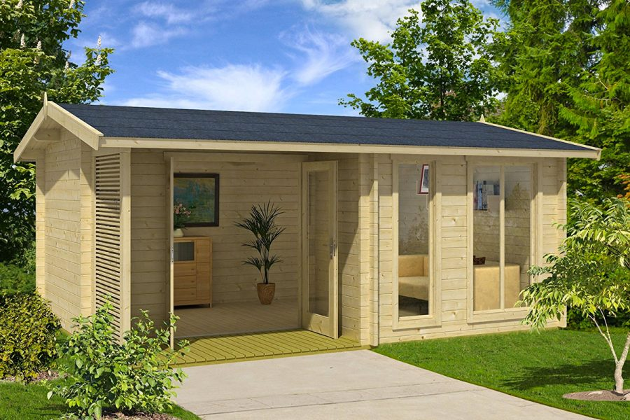 Allwood Kit Cabins: From Glorified Playhouses to Cabins to Customize. Just Supply the Land!