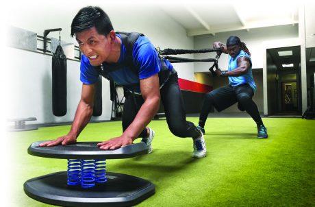 StrongBoard Balance Board Training