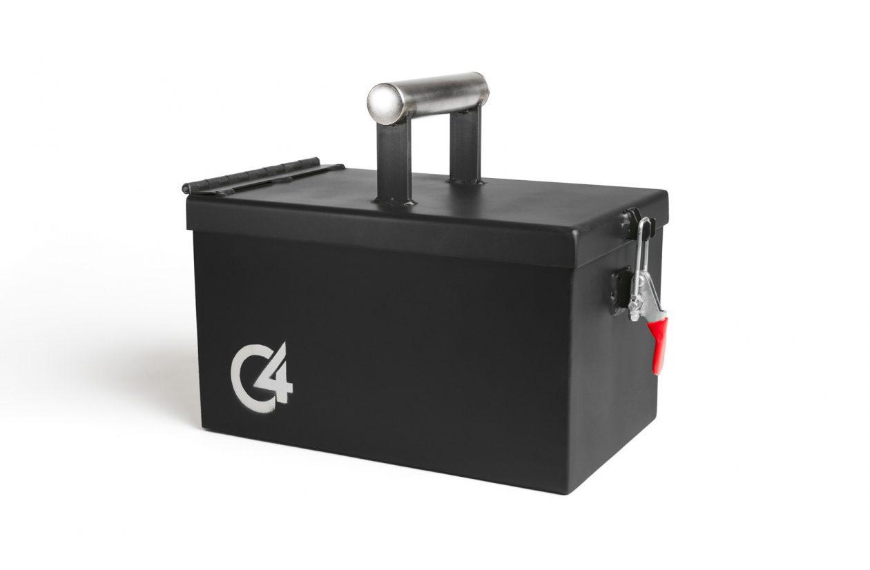 C4 Portable Grill Main Picture