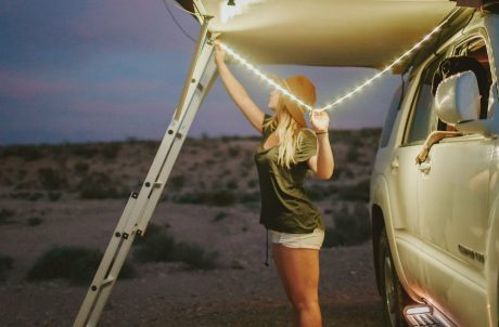 Luminoodle Outdoor Light - Hanging