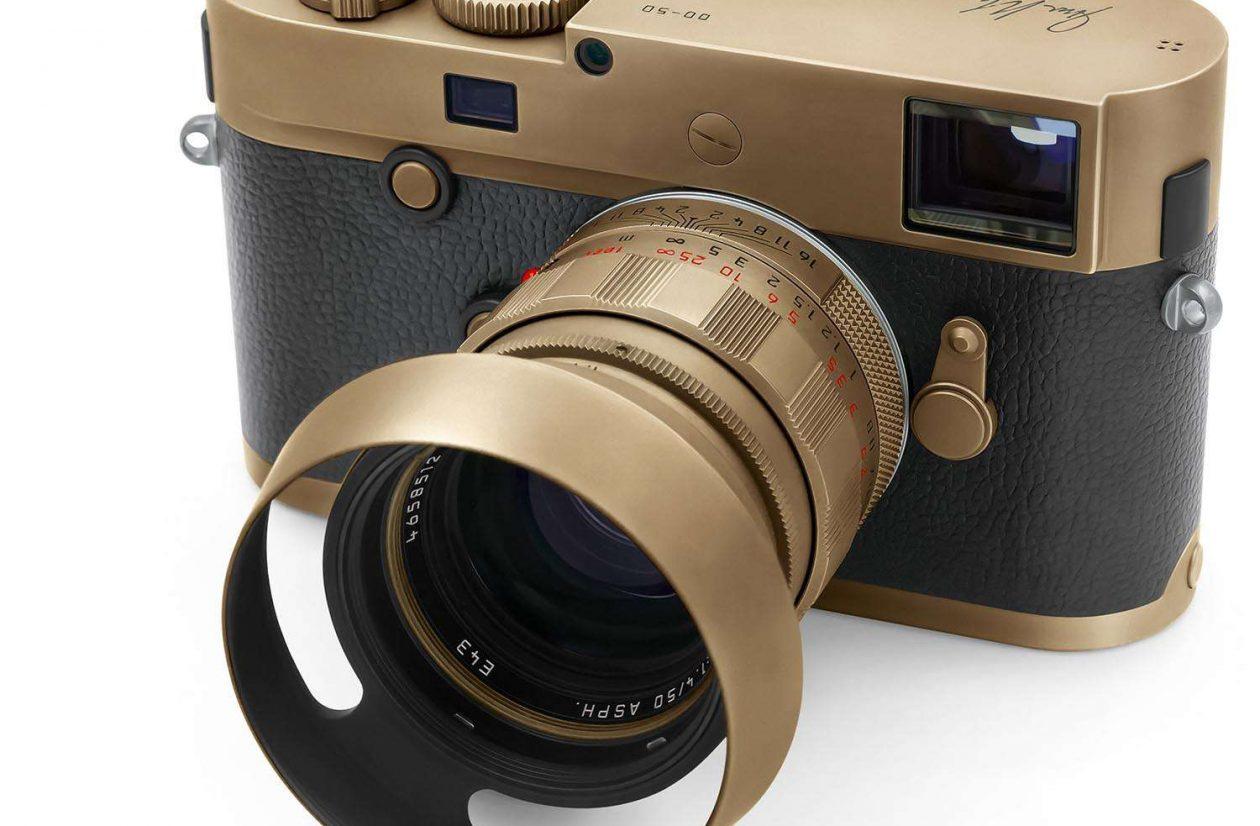 Leica M 246 Jim Marshall Edition Front