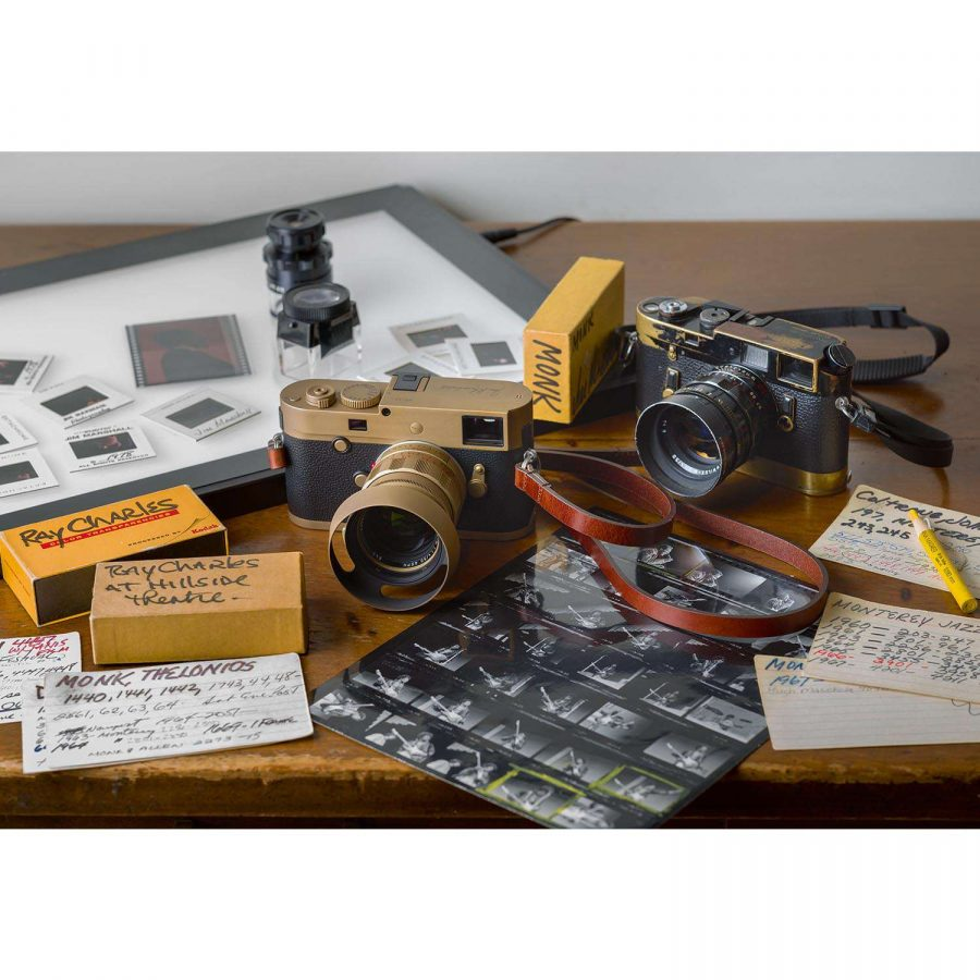 Leica M 246 Jim Marshall Edition – Honoring the Rock Photographer