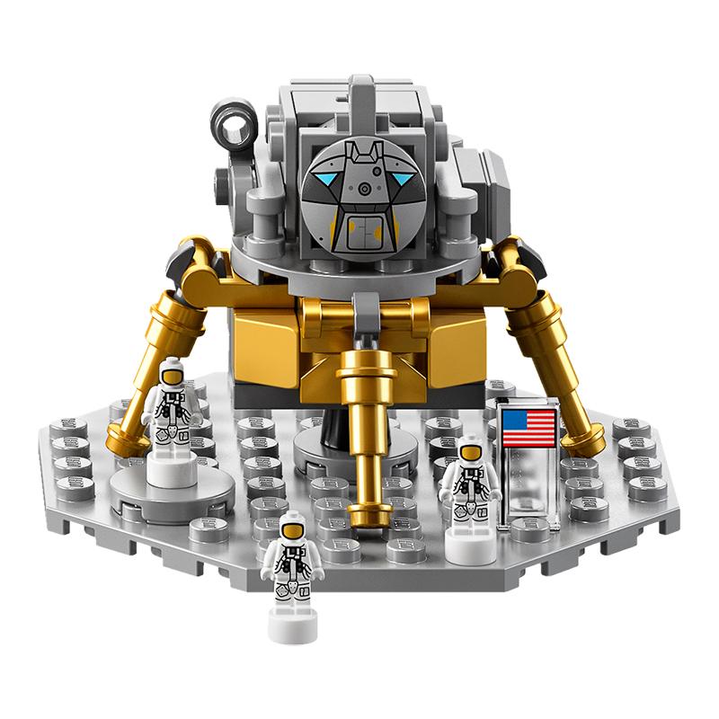 LEGO Ideas NASA Apollo Saturn V: One Year in the Making!