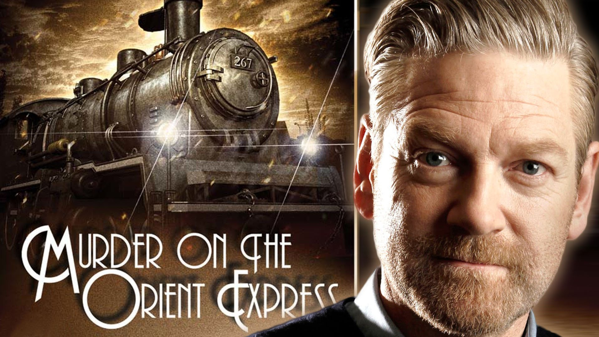 Murder On The Orient Express Official Trailer Full Of A Listers