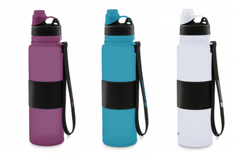 Nomader Collapsible Water Bottle Colors