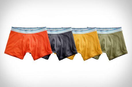 Mack Weldon Undergarments Assortment
