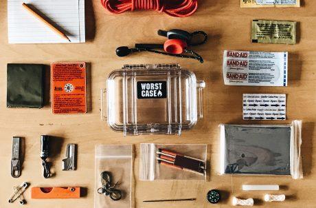 Worst Case Survival Kit Contents