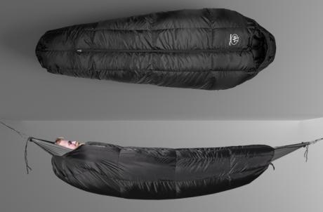 Mummypod Camping Hammock Front