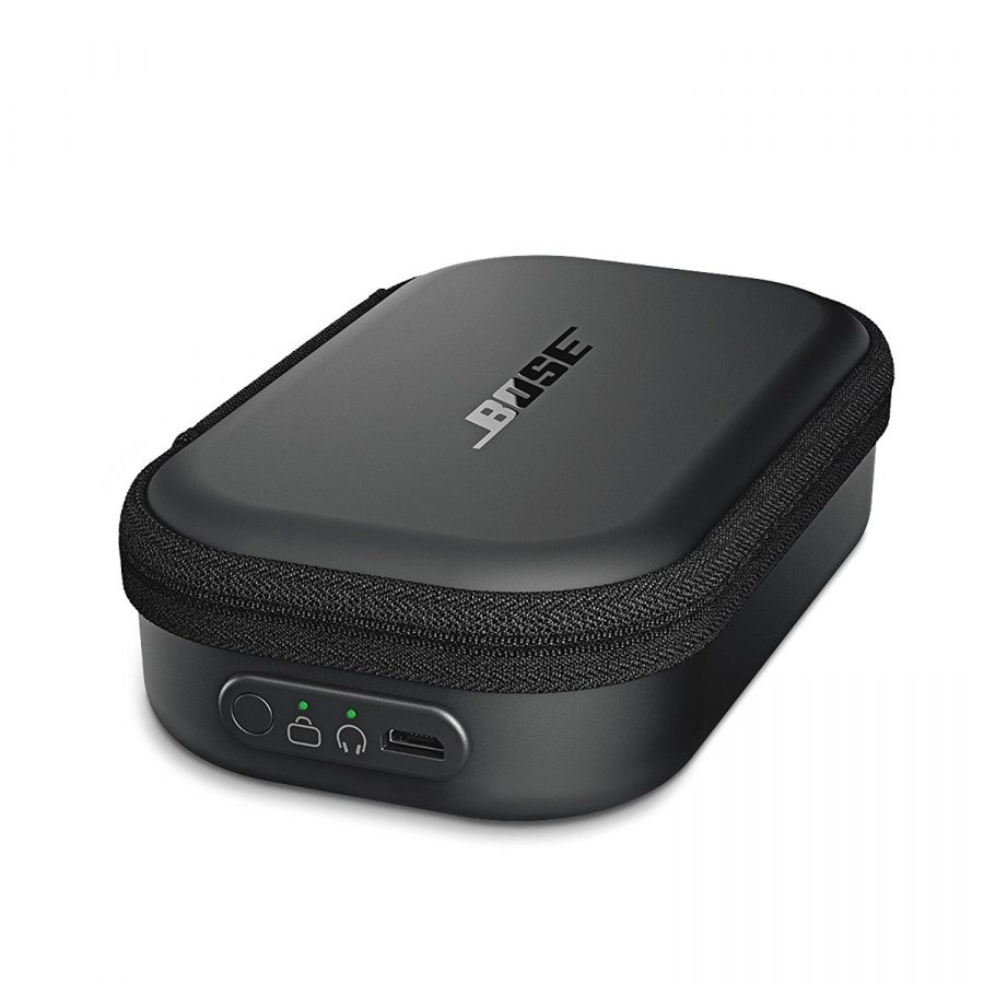 The Bose Soundsport Pulse Come With A HeartRate Monitor