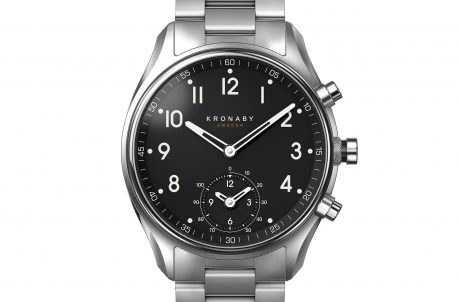 Kronaby Apex Stainless Watch