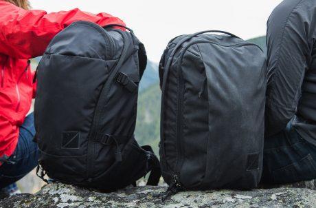 evergoods crossover backpack
