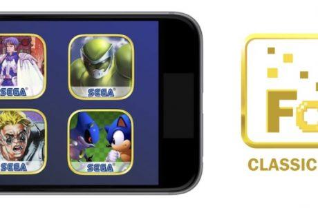 Sega Forever Games