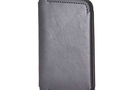 grovemade leather minimalist wallet