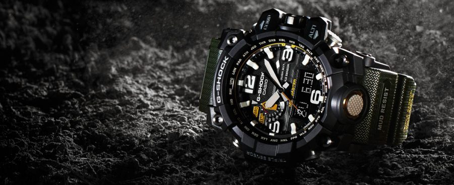 Is the Casio G-Shock Mudmaster The Toughest Watch Ever?