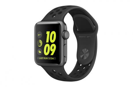 apple watch nike+ space gray