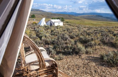 Collective Retreats Luxury Camping Header