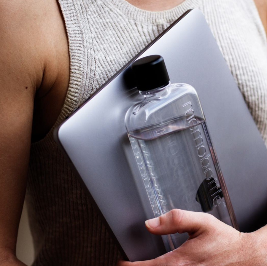 memobottle H2.O – Is Your Water Flat? Why Didn't We Think of This?