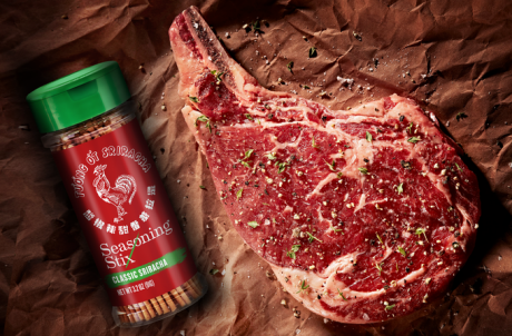 Sriracha Seasoning Stix Steak