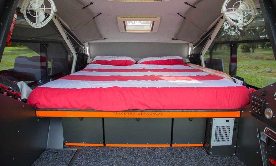 Tvan MK5 Camper Trailer – Best of the Best in Off-the-Grid Living