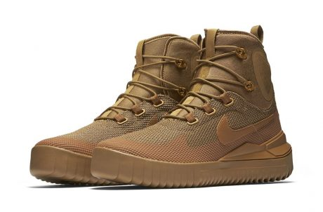 Nike Air Wild Mid Trail Shoe