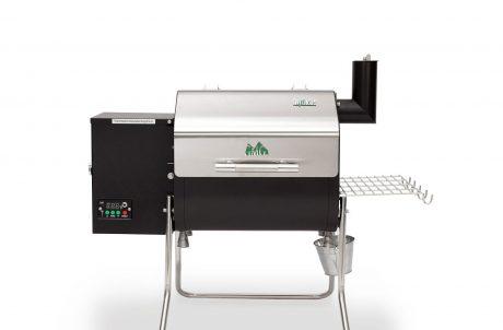 davy crockett pellet grill front