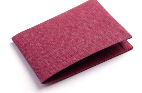cardamon wallet red
